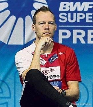 丹麦羽毛球主帅:大马赛李宗伟将是冠军 林丹身体情况支撑不了