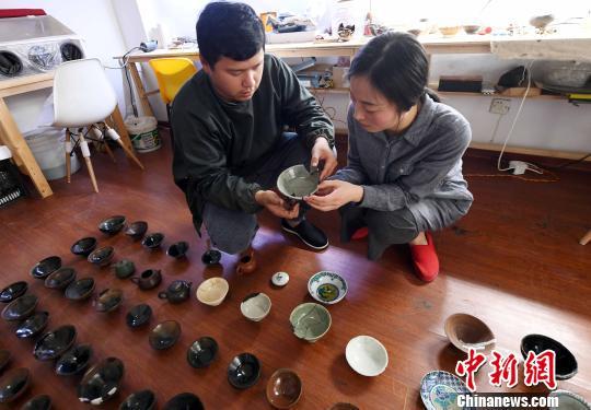 福州新生代漆艺匠人的创业路:既然选择,无怨无悔