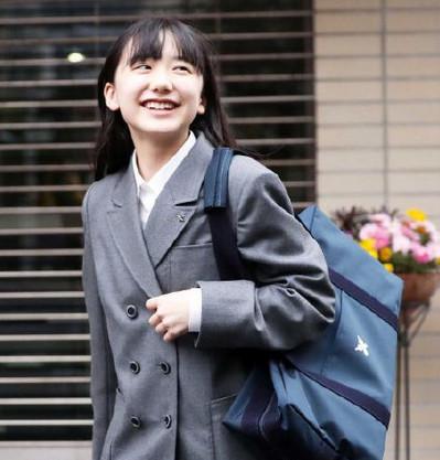 日本童星芦田爱菜个人资料 演戏学习两不误考上超级名校
