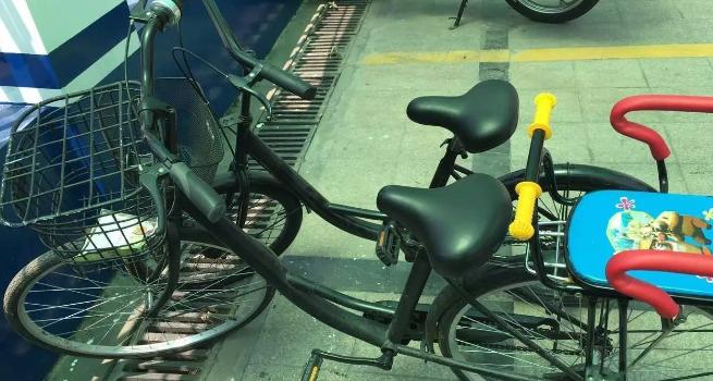 厦门男子多次将共享单车整容成私家车