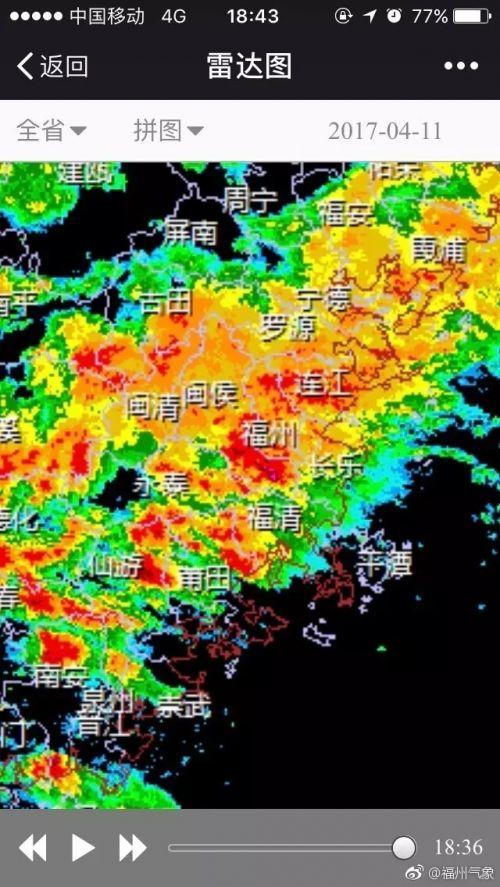 大降温+大暴雨+大堵车!今晚下班福州人被害惨了