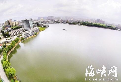 福建最大天然淡水湖莆田白塘湖 将扩宽120亩