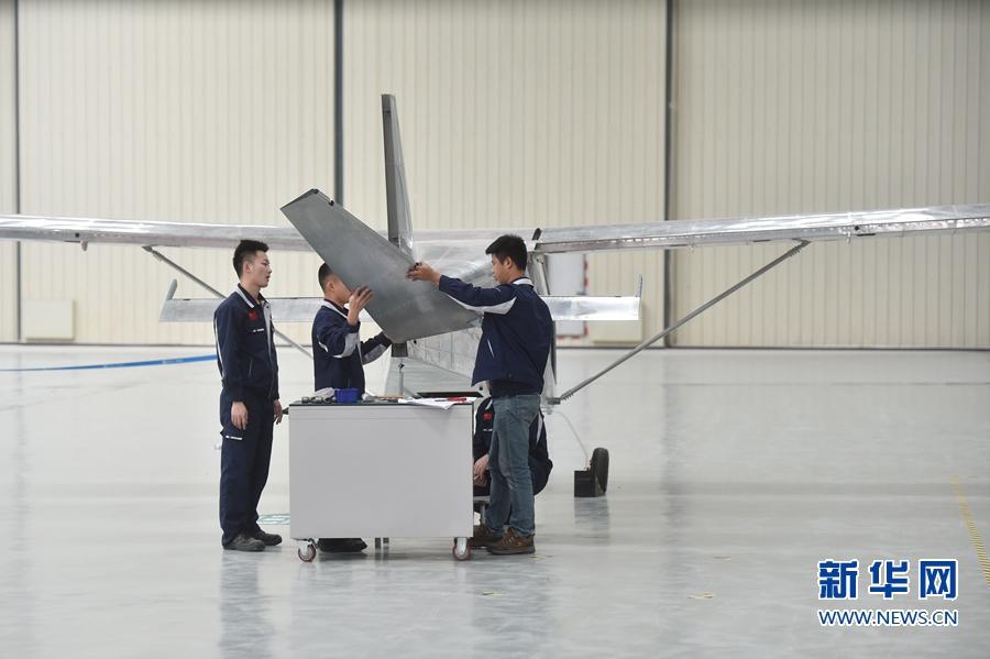 福建首个通用航空制造项目进展顺利