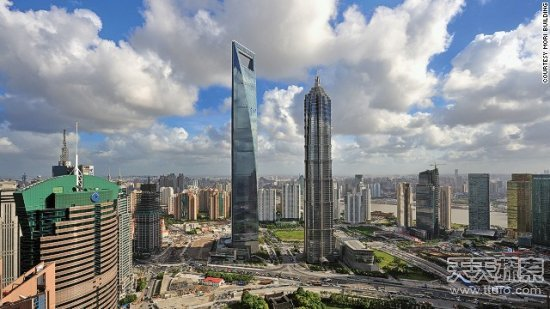 人类史上25座最伟大建筑 中国独占三处