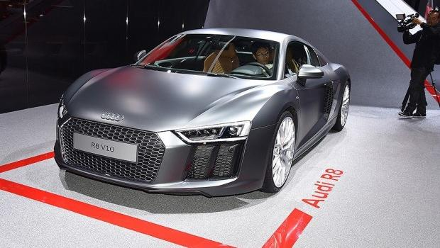 售价215.80万元起 奥迪R8 V10新车型上市