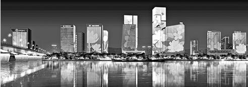福州城区将打造国内最先进建筑动画