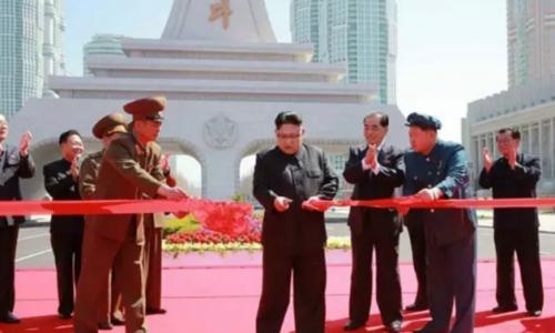 朝鲜半岛最新局势 美国一旦攻击朝鲜:金正恩将启动秘密计划