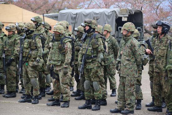朝鲜半岛局势最新消息 日本对朝彩票大赢家鲜什么态度 稻田朋美:将派自卫队
