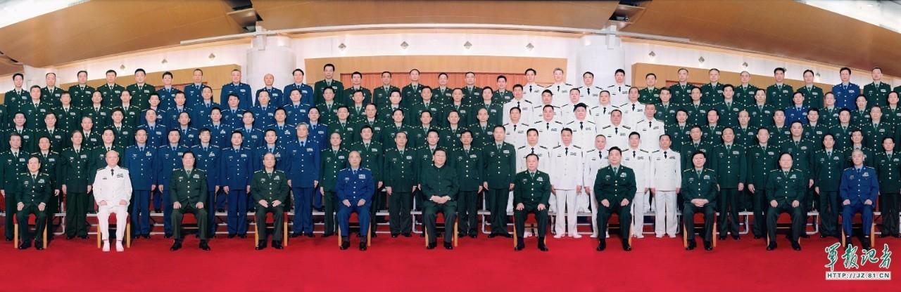 军改后军级阵容首次曝光 六位将军特别亮相 军级单位不只是集团军