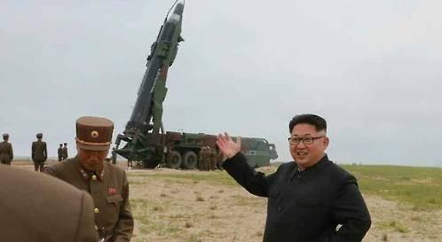 朝鲜最新局势 朝鲜导弹6年失败16次 朝鲜的导弹到底什么水平?