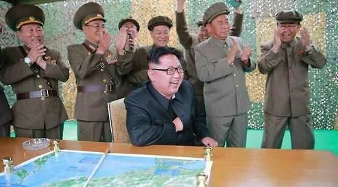 朝鲜最新局势 朝鲜导弹6年失败澳门彩票网上投注平台16次 朝鲜的导弹到底什么水平?