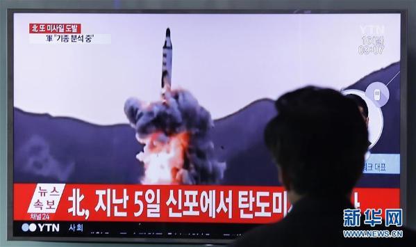 朝鲜半岛局势紧张韩国有责任吗?朝鲜半北京市福利彩票快乐8岛局势紧张或因萨德入韩