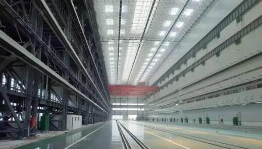 中国核潜艇工北京福利彩票快乐8厂罕见曝光 生产最新型核动力潜艇