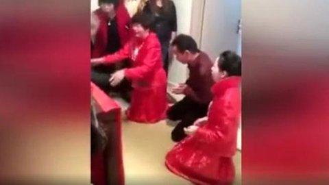 福安辟谣一男娶两女:系乔迁典礼 两名女子分别前妻及现任女友