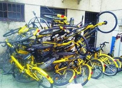厦门共享单车总量超25万 运维力量不足乱象丛生