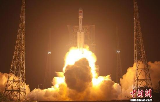 天舟一号可为空间站补给燃料 澳专家:美国现在都做不到