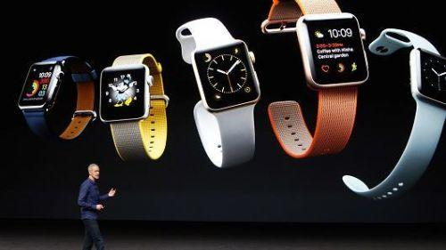 为防过敏 苹果用人工汗液测试Apple watch安全性