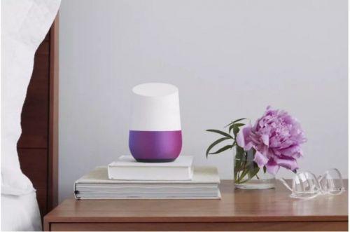 Google Home通过声音识别不同用户 最多6人共用
