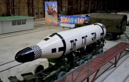 朝鲜最新彩票官网北京快乐8局势 朝鲜研制KN-11潜射导弹细节 模仿了美国发射技术
