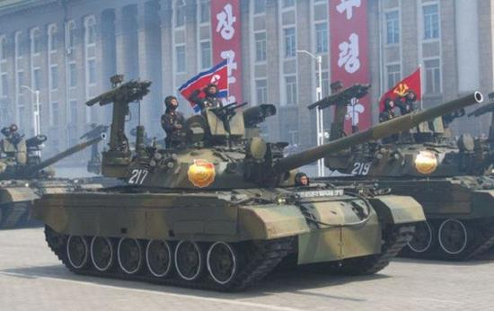 朝鲜局势最新消息 朝鲜如何强硬反击美国挑衅:海陆空全都出动了