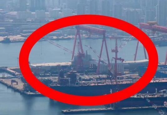 中国首艘001A航母即将下水!创造历史综合作战能力稳超辽宁舰