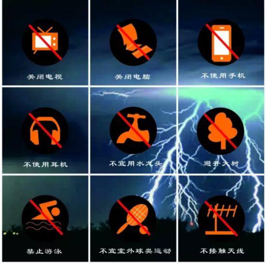 气象主播遭雷劈视频曝光刘晓东走红 遇到雷雨天气要注意什么