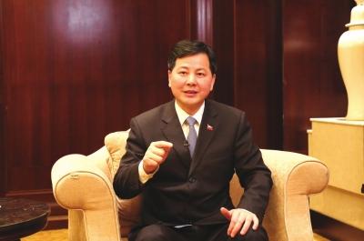 引领自贸时代 共筑海丝辉煌 访中国银行福建分行行长