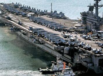 朝鲜局势最新消息 美核潜艇抵达釜山港 朝鲜:美国这是侵略行为
