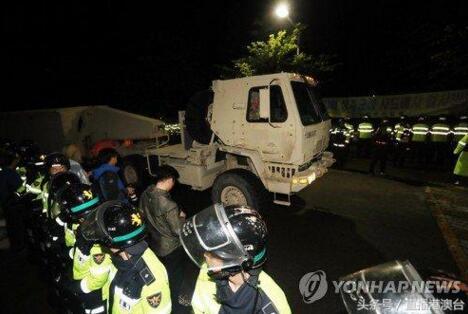 驻韩美军连夜部署萨德系统 即将投入运行!中国该如何应对?