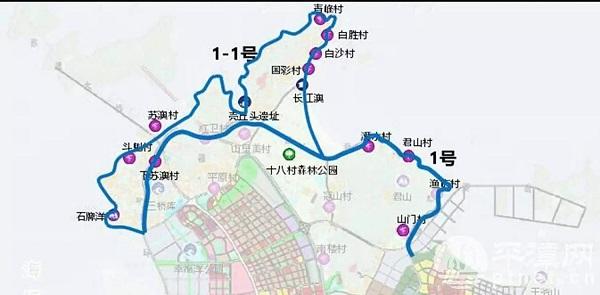 平潭将打造16条慢行游憩线路 总长超300公里