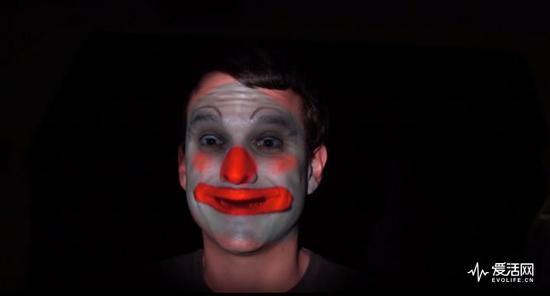 迪士尼用AR为演员瞬间变脸