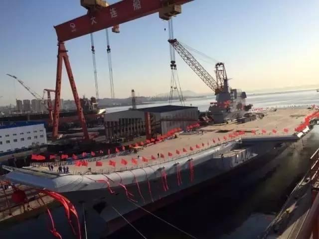 中国首艘国产航母下澳门足球彩票公司水 揭秘中国首艘国产航母的雷达装备