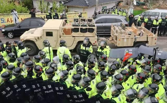 萨德最新消息 韩美突袭部署萨德原因是什么 华人娱乐彩票官方登录萨德实战能力如何
