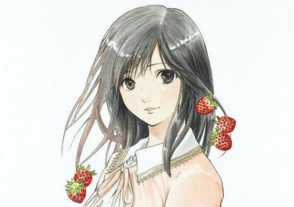 《草莓100%》新漫画公开 穿草莓胖次的大姐姐