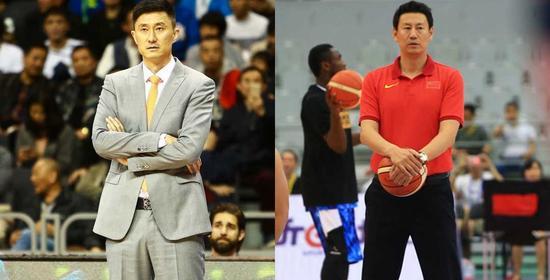 李楠杜锋任中国男篮主帅 两支集训队2019年合并