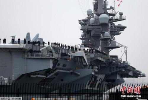 朝鲜半岛局势最新消息 韩美军演接二连三 美国准备打朝鲜了?