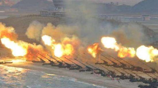 朝鲜半岛局势50年来最严重?美韩联合军演欲先发制人打朝鲜?