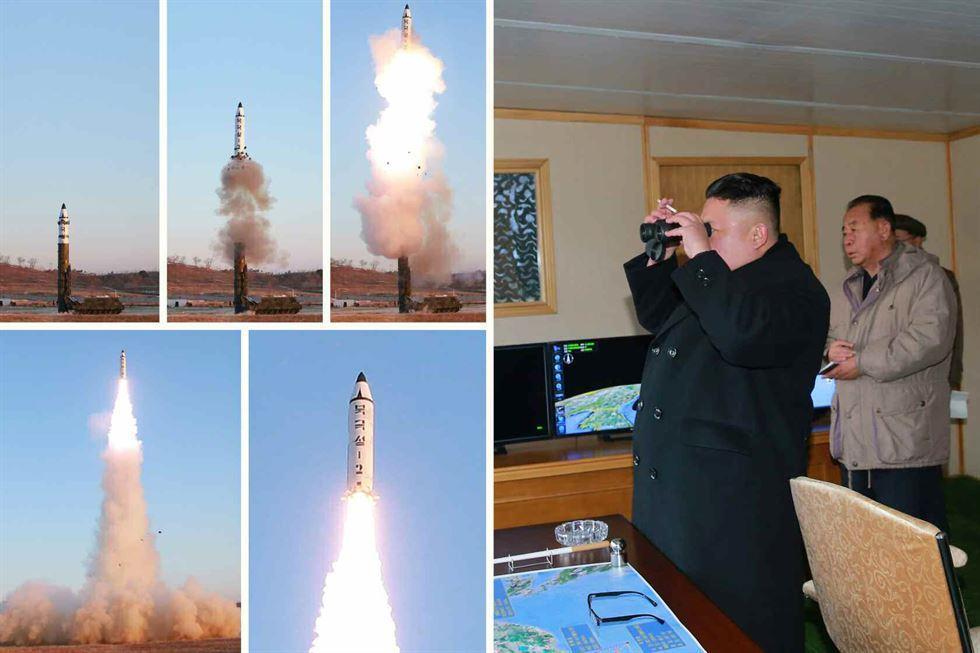 朝鲜半岛局势最新消息 朝鲜导弹试射三连败是什么原因揭秘