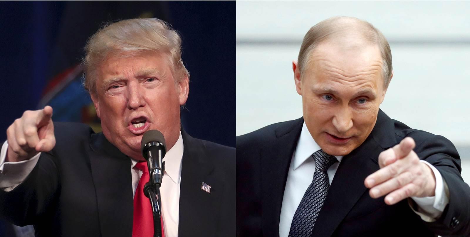 美国俄罗斯最新消息 白宫:特朗普将于当地时间周二与普京通电话