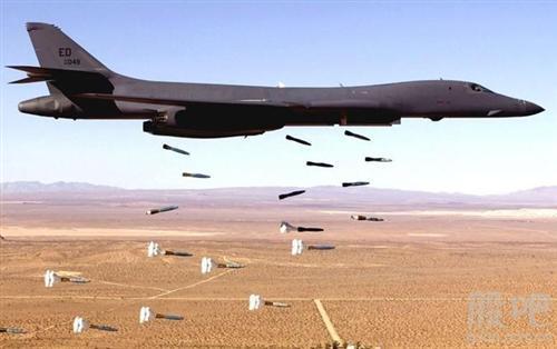 朝鲜半岛局势升温 美韩演习轰炸机飞越朝鲜半岛 美国朝鲜要开战了吗