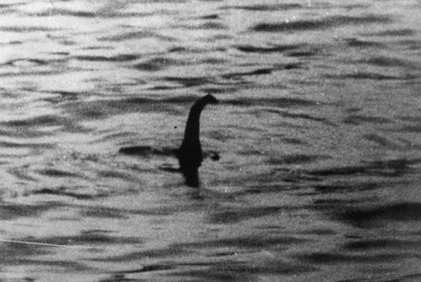 消失8个月 尼斯湖水怪突然现身:画面诡异