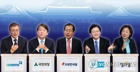 韩国总统大选最新消息 选情预测:文在寅当选总统志在必得?