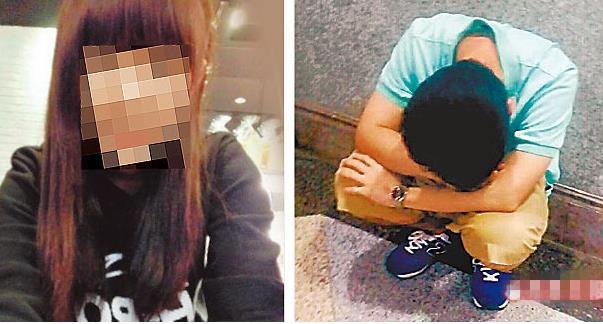 台湾一已婚男老师与16岁女生不伦恋 女生为何持刀刺胸