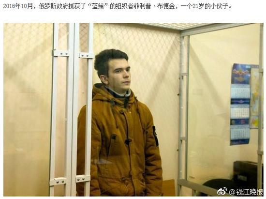 死亡游戏潜入中国 蓝鲸游戏50个任务是什么 一旦加入就不能退出?