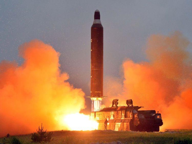 朝鲜半岛局势 朝鲜将进行第6次核试验?金正恩决定地点和时间