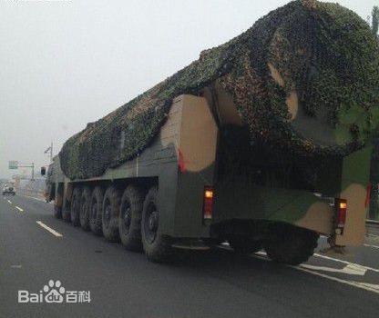 中国如何反制萨德 杨承军:萨德已对中国构成威胁 中国可公开东风41