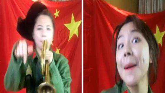 穆雅斓庆祝生日视频被指抄袭 穆雅斓个人资料曾因喊麦惹争议