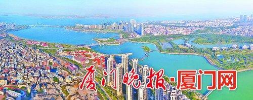 厦门湖里区GDP增幅全市第一 连续四个月保持两位数增长
