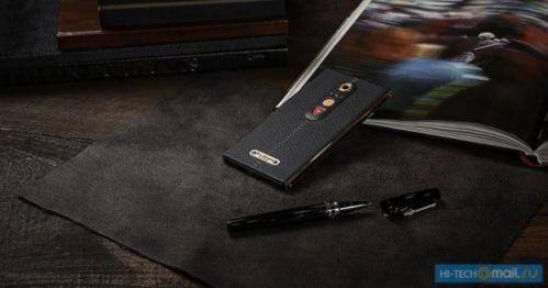 兰博基尼发布新款智能手机 售价1万5只配骁龙820