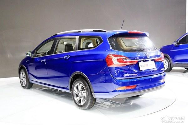 宝骏310Wagon正式上市 售价区间4.58-5.38万元